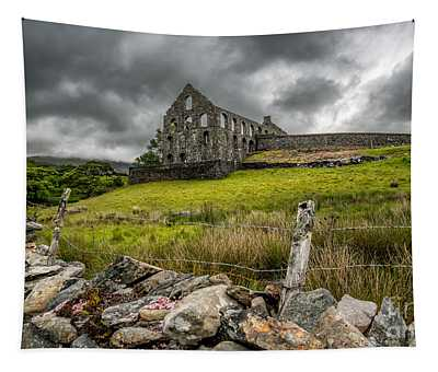Ynys-y-pandy Slate Mill Tapestry