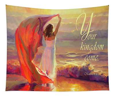Your Kingdom Come Tapestry