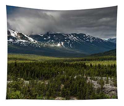 Yukon Wilderness Tapestry