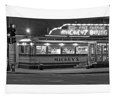 037 - Dining Car Tapestry