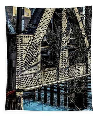 052 - Trestle Rivets Tapestry