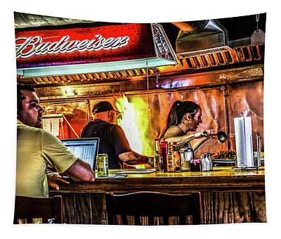 068 - Roadhouse Tapestry