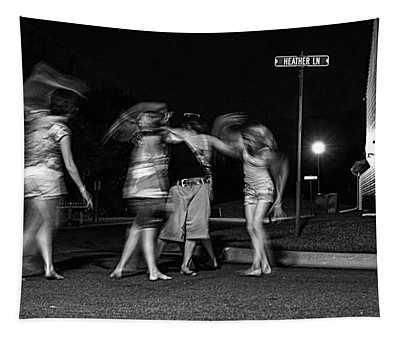 047 - Night Dancing Tapestry