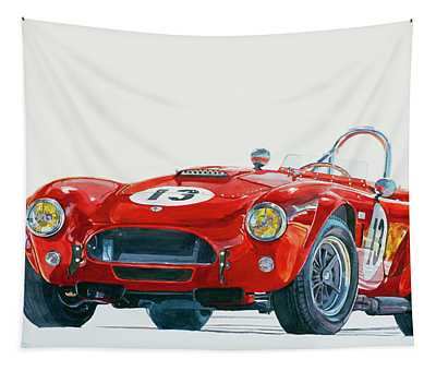 289 Cobra Competition Tapestry