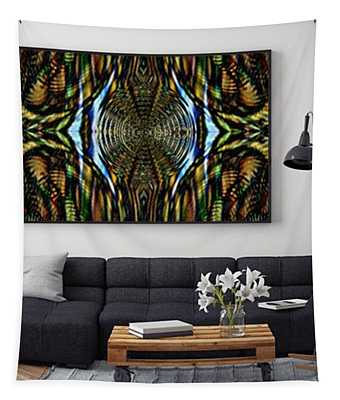 Abstract Caracause Tapestry