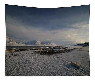 Adventfjorden Tapestry