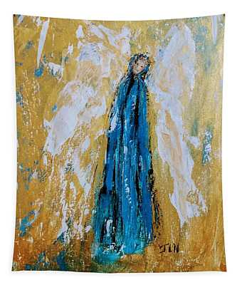 Angel Of Sympathy Tapestry