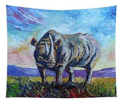 Big Guy Tapestry