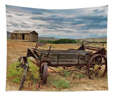 Bighorn Basin History Tapestry