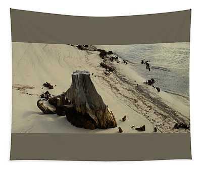 Broken Tree Tapestry