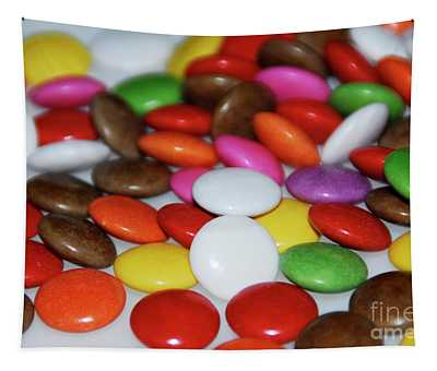 Chocolate Beans  Tapestry