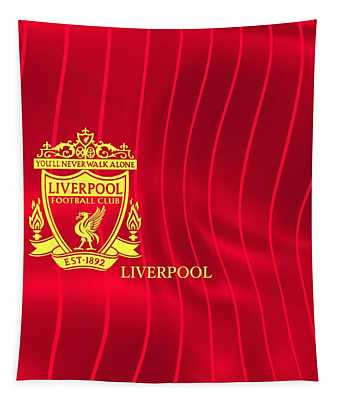 cOLORS OF LIVERPOOL Tapestry