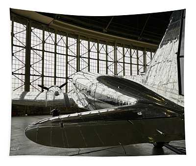 Dc-3 Tapestry