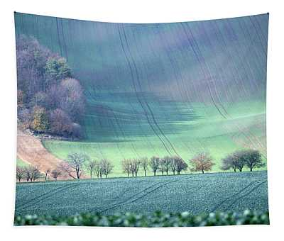 Autumn In Moravia 1 Tapestry