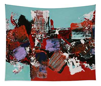City Series 2 Tapestry