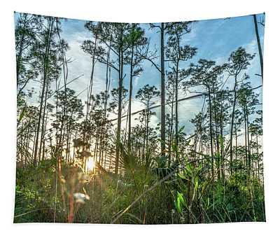 Everglades Florida  Tapestry