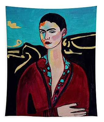 Frida Kahlo. Tapestry