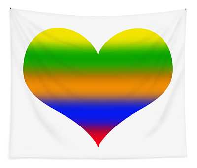 Gay Pride Tapestry