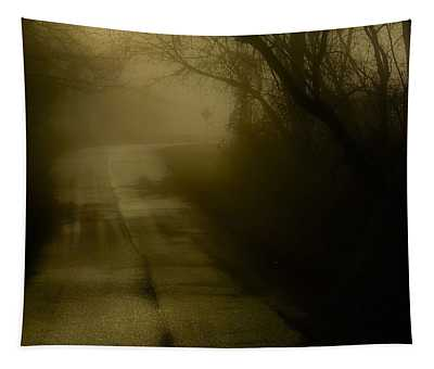 Golden Fog Tapestry