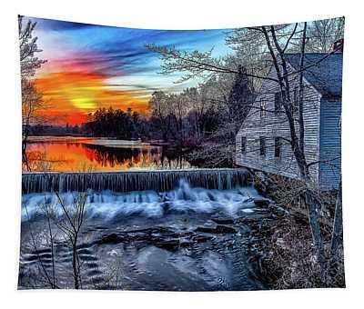 Harbor Pond Tapestry