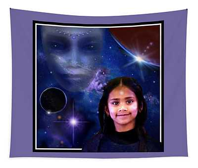 Indigo  Child  Tapestry