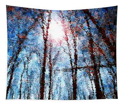 Jumbled Waters Tapestry