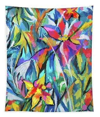 Jungle Garden Tapestry