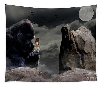 King Kong Tapestry