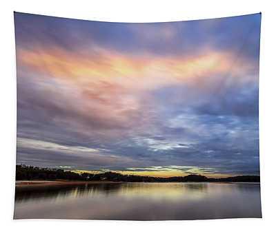 Lake Sidney Lanier Tapestry