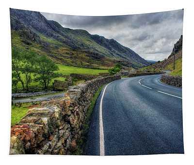 Llanberis Pass  Tapestry