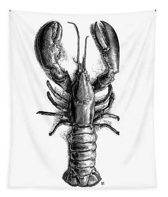 Lobster Tapestry