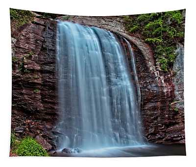 Looking Glass Falls Tapestry