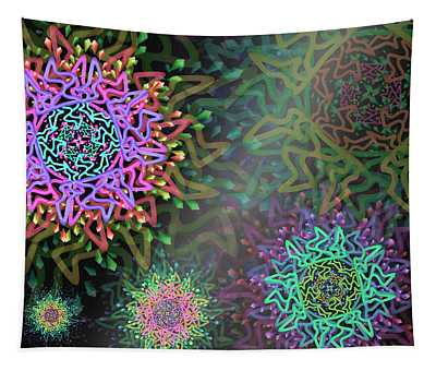 Magic Remix One Tapestry