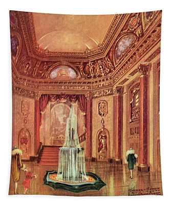 Mastbaum Theatre Tapestry