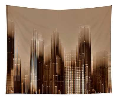 Minneapolis 2 Tapestry