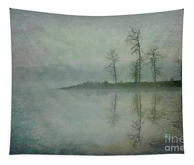 Misty Tranquility Tapestry