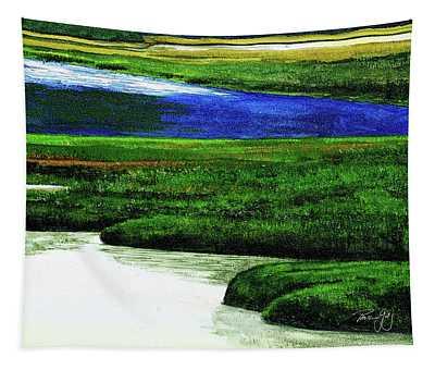 Mt Desert Island Tapestry