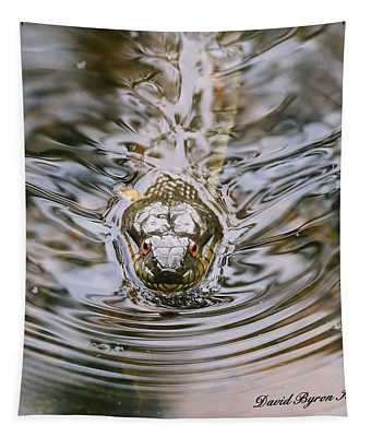 Northern Water Snake Tapestry