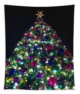 O Christmas Tree Tapestry