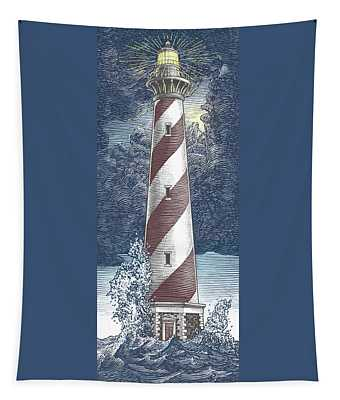 Peace In The Storm Tapestry