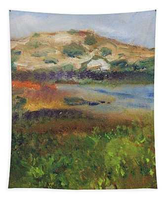 Pilgrim Lake Tapestry