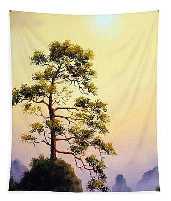 Pine Tapestry