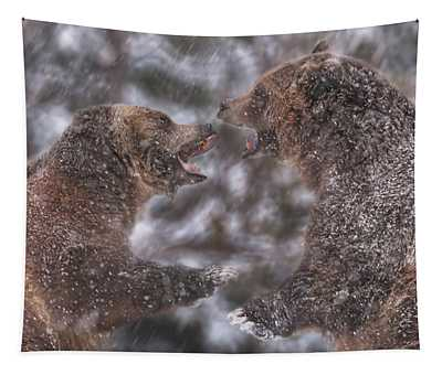 Play Time  Tapestry