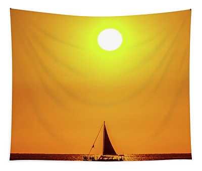 Sail Away Tapestry