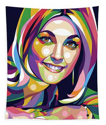 Sharon Tate Tapestry
