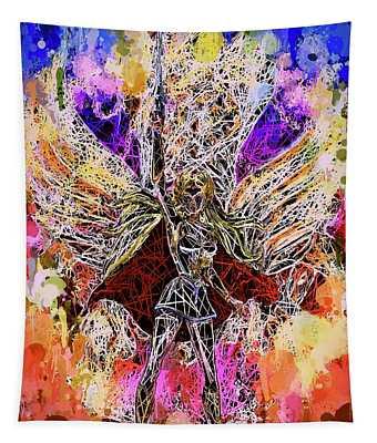 She - Ra Princess Of Power Tapestry
