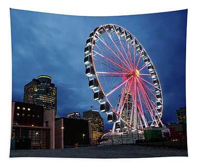 Skystar Ferris Wheel Tapestry