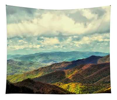 Smoky Mountain Memory Tapestry