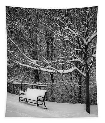 Snow Day Tapestry