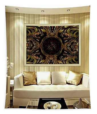 Soul Smoother Gold Tapestry